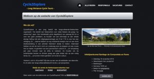 Cycle2Explore website