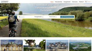 website fietsvakantie-duitsland.nl