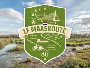 LF-maasroute logo