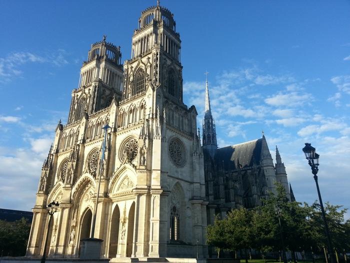 Kathedraal Orléans