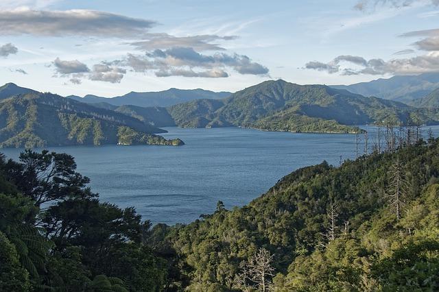 baai van ngakuta in nieuw-zeeland
