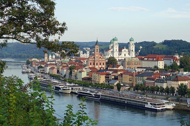 startpunt Passau - Wenen
