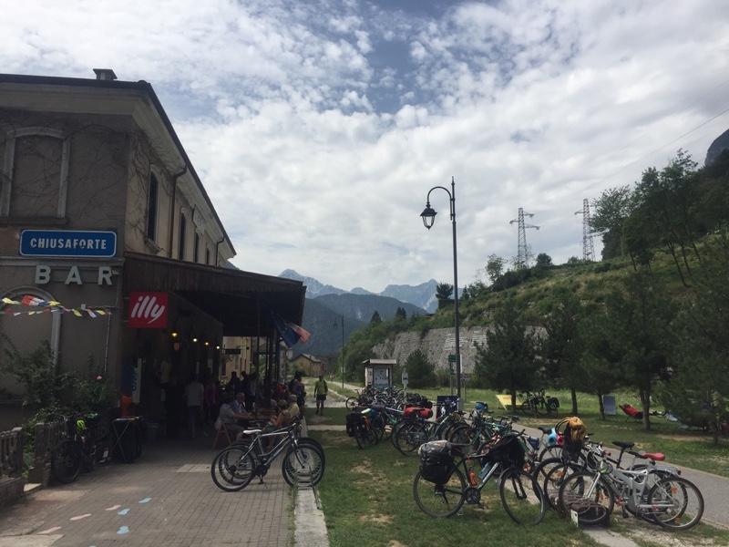Stazione di Chiusaforte