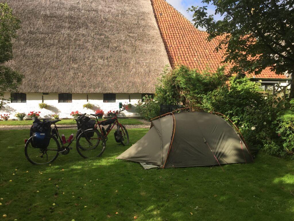 Camping Popta Zathe camping in Kimswerd