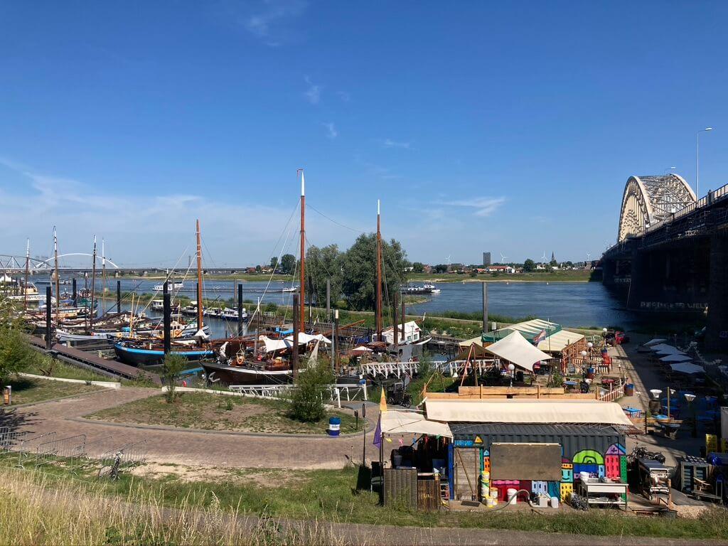 De Kaaij in Nijmegen
