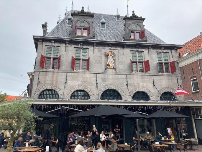 de Waag in Hoorn