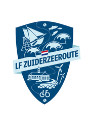 logo LF Zuiderzeeroute