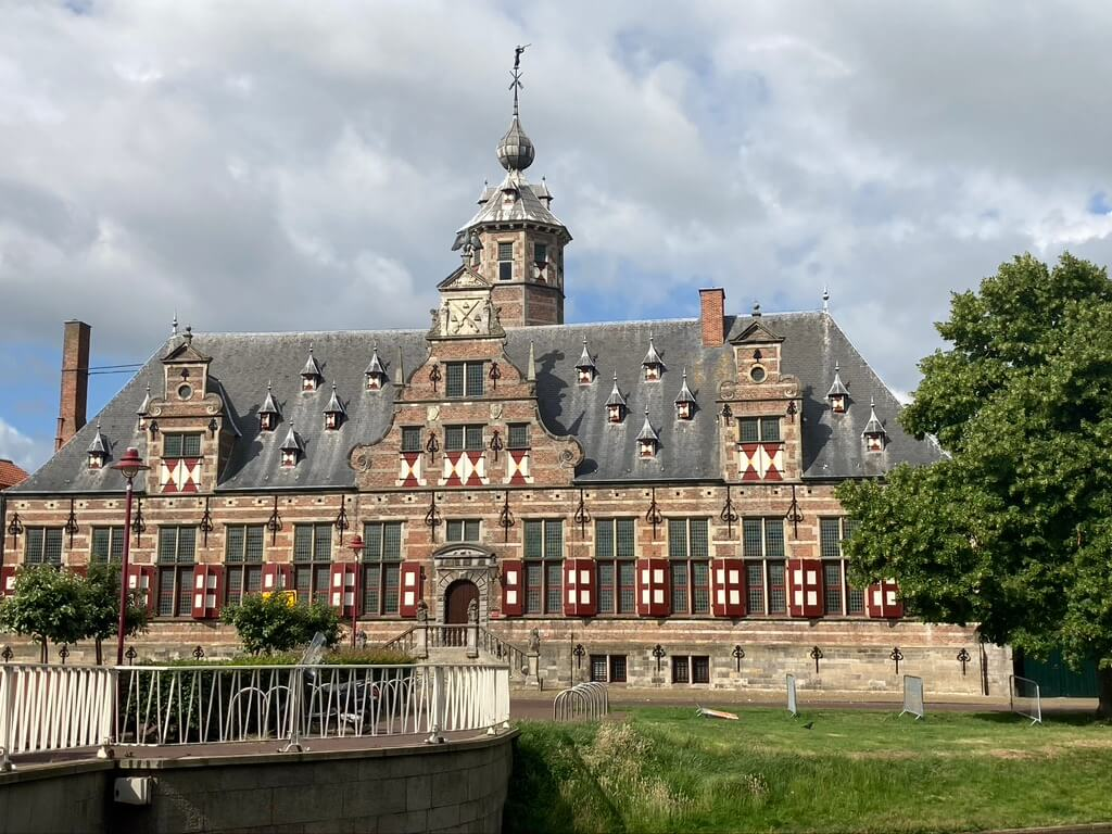 Kloveniersdoelen Middelburg