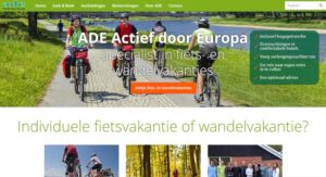 website actief door europa