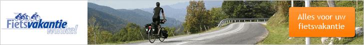 fietsvakantiewinkel banner