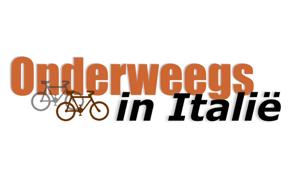 onderweegs in italie logo