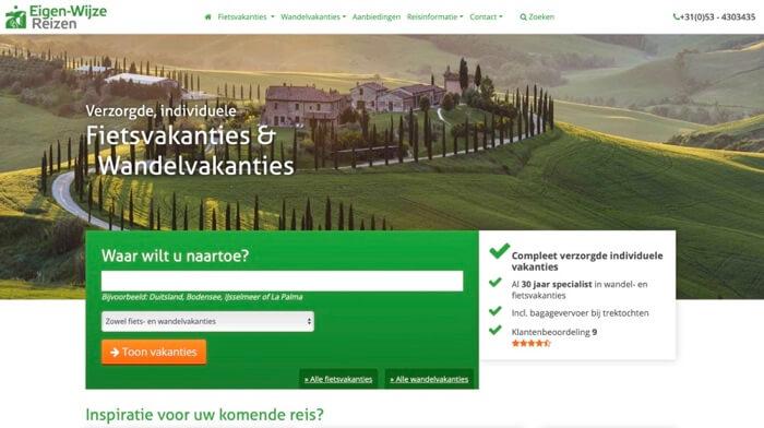 website eigen-wijze reizen