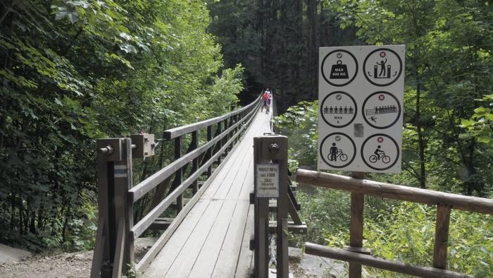 wandelen met actief in Tsjechië