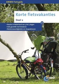 korte fietsvakanties ANWB boek cover