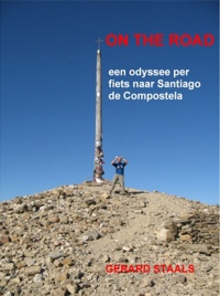 on the road santiago - gerard Staals boeken cover