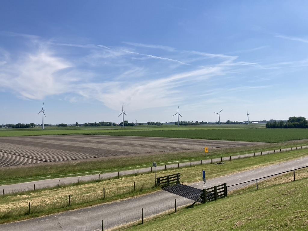 Friesland deel bij Marrum