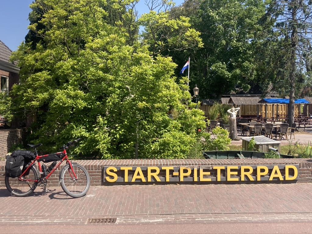 Start pieterpad Pieterburen