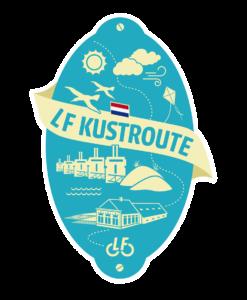 LF Kustroute logo