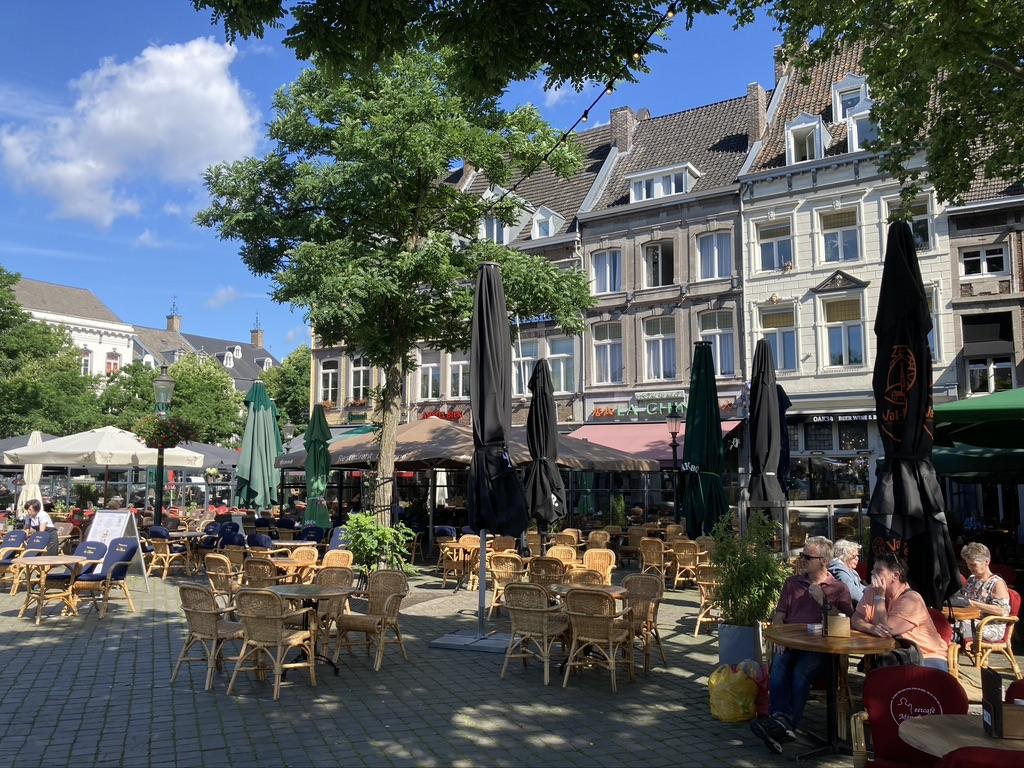 terrassen in Maastricht
