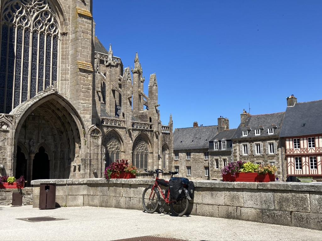 Kathedraal van Tréguie