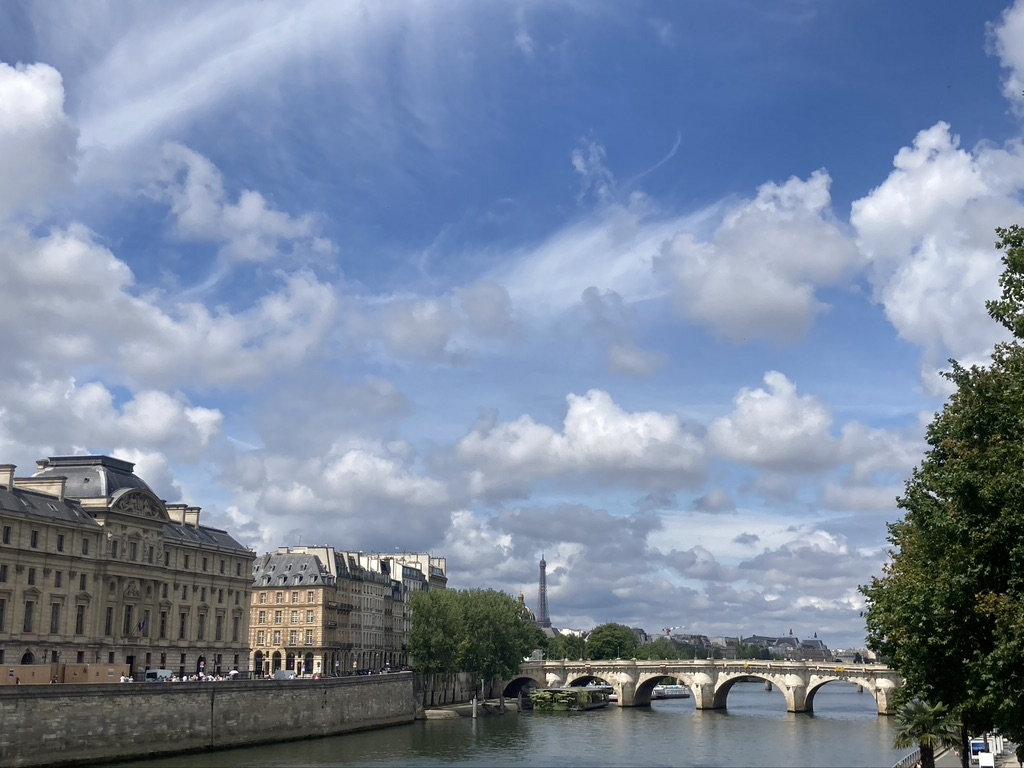 Seine Parijs