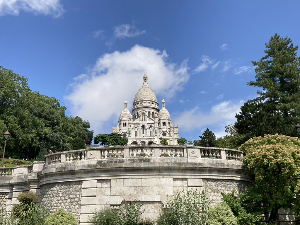 Basilique du Sacré-Cœur Montmartre