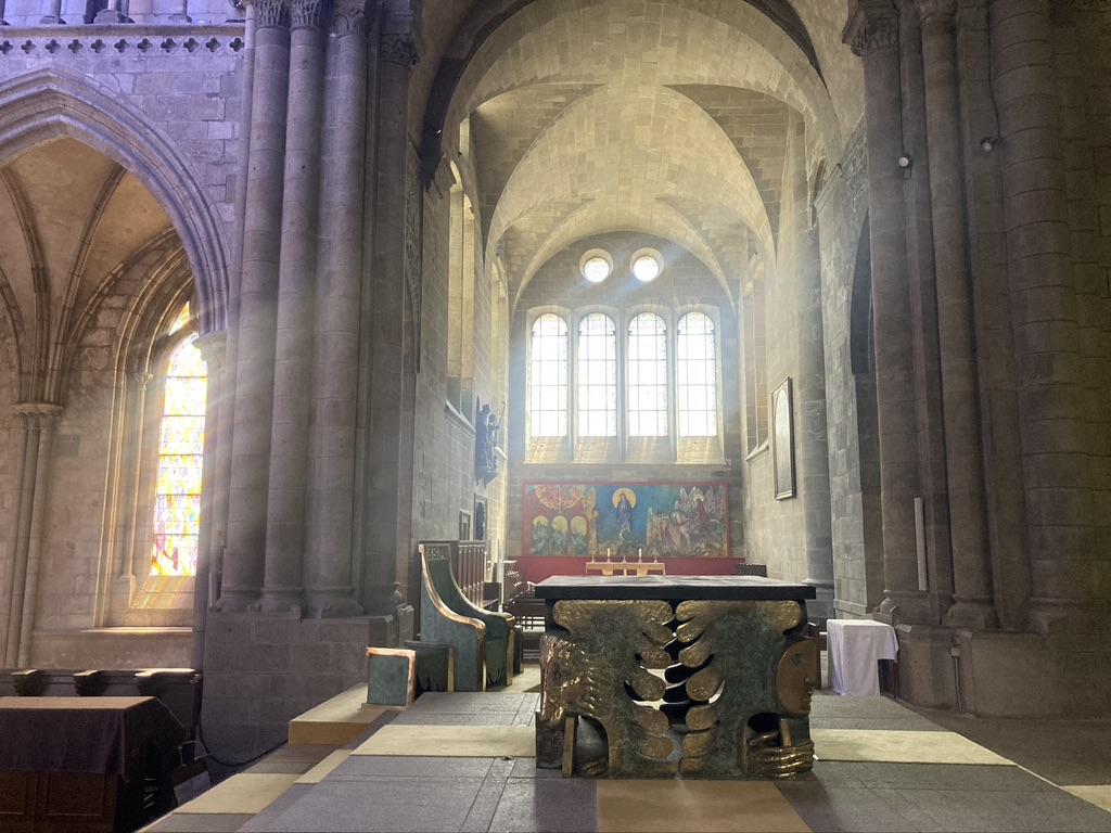 Cathédrale Saint-Vincent Saint Malo