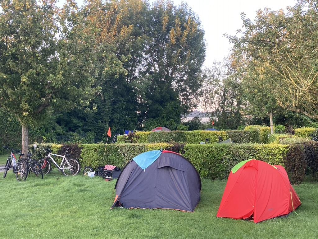 Camping aux Pommiers Mont Saint Michel