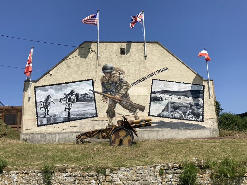 D-day museum vierville-sur-mere