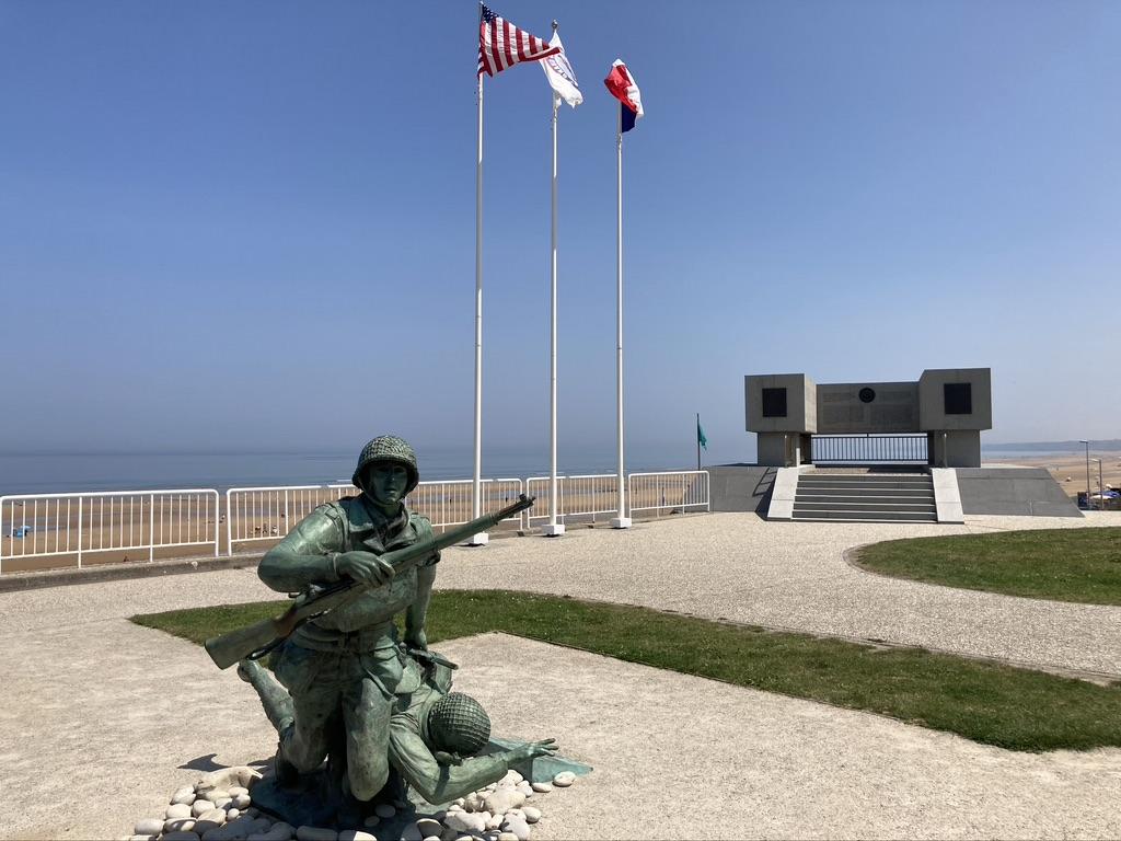 Monument Vierville-sur-Mere