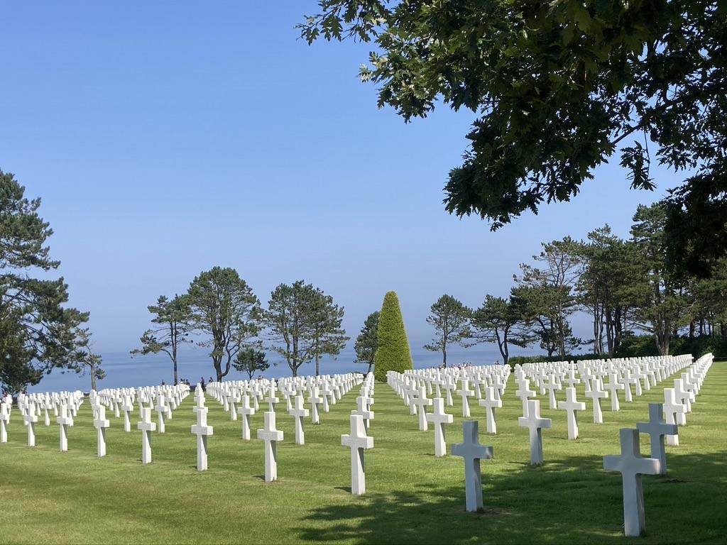 Amerikaanse Begraafplaats van Colleville-sur-Mer
