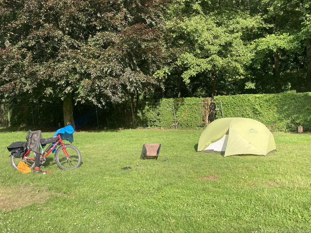 Camping Communal Dessous Hamoir